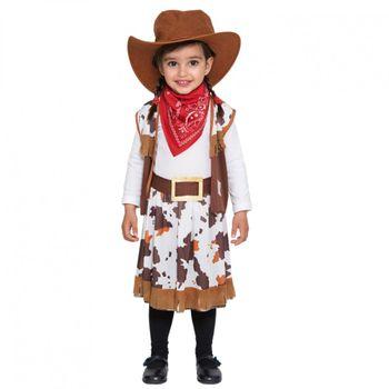 Kinderkostüm Cowgirl Mädchen