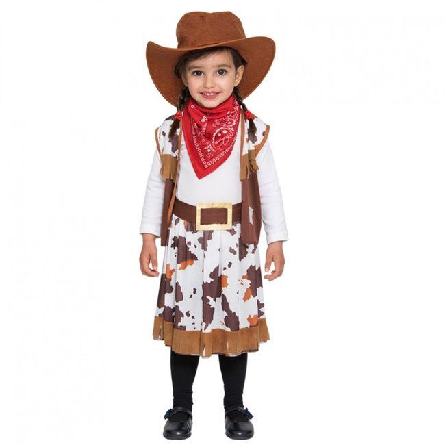 Cowgirl Western Kostüme günstig online kaufen Kinderfasching