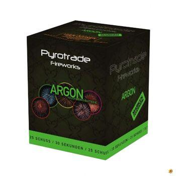 Feuerwerksbatterie Argon 30 Sekunden von Pyrotrade