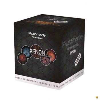 Feuerwerksbatterie Xenon 30 Sekunden von Pyrotrade