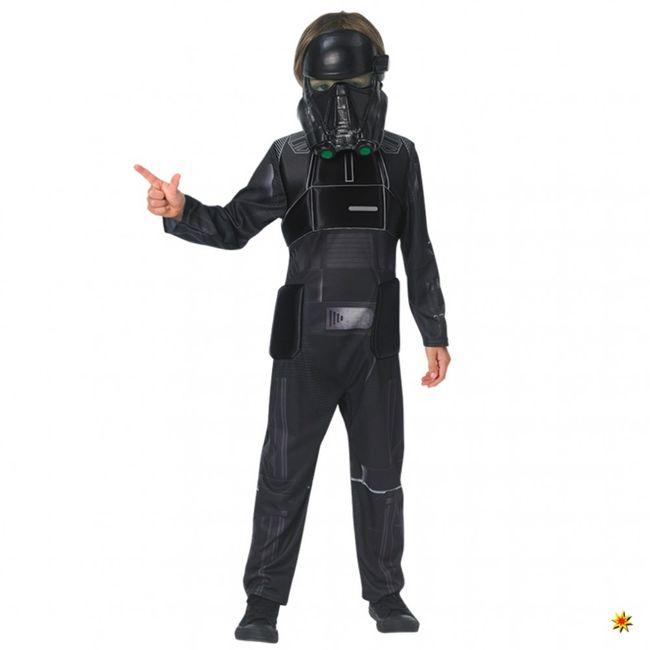 Jungen Kostüm Death Trooper Star Wars Kinderfasching Karneval