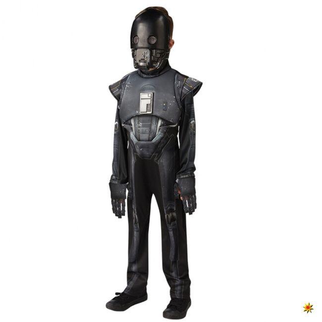 Kinderkostüm Star Wars K-2SO Droid Jungen Kostüm Fasching 2