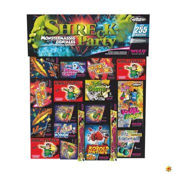 Kinderfeuerwerk Shreck Party Box von Weco
