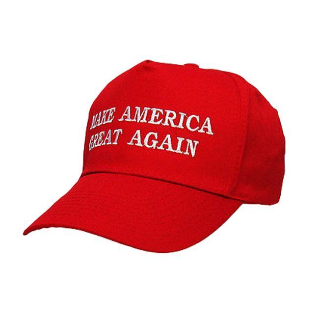 Donald Trump Basecap rot kaufen Mütze Hut Amerika Präsident