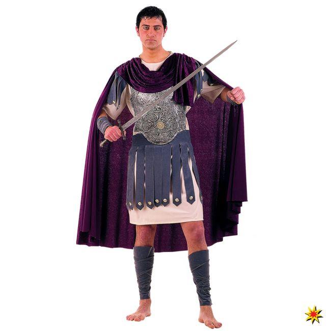 Kostüm Trojaner Antike Mottoparty Römer Fasching Kämpfer Grieche Karneval