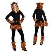 Kostüm Tiger Lilly, Wildkatze