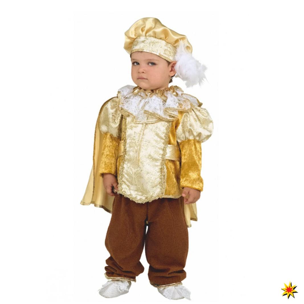 Kostüm Prinz Luis Mittelalter Fasching Karneval