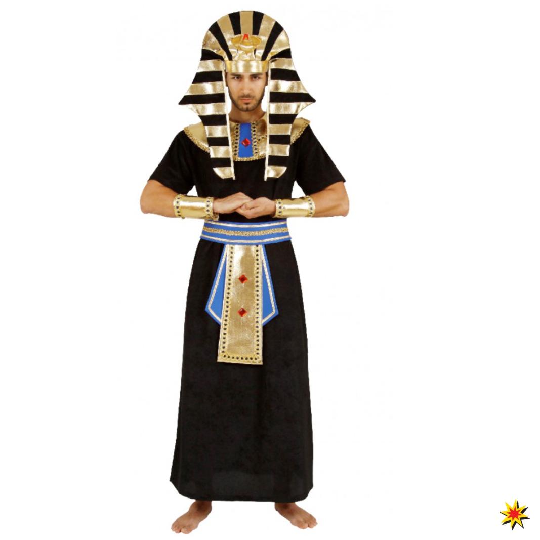 Kostüm Pharao Ägyptischer Herrscher Fasching Antike