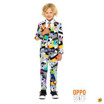 Kinder Anzug, Opposuit Testival