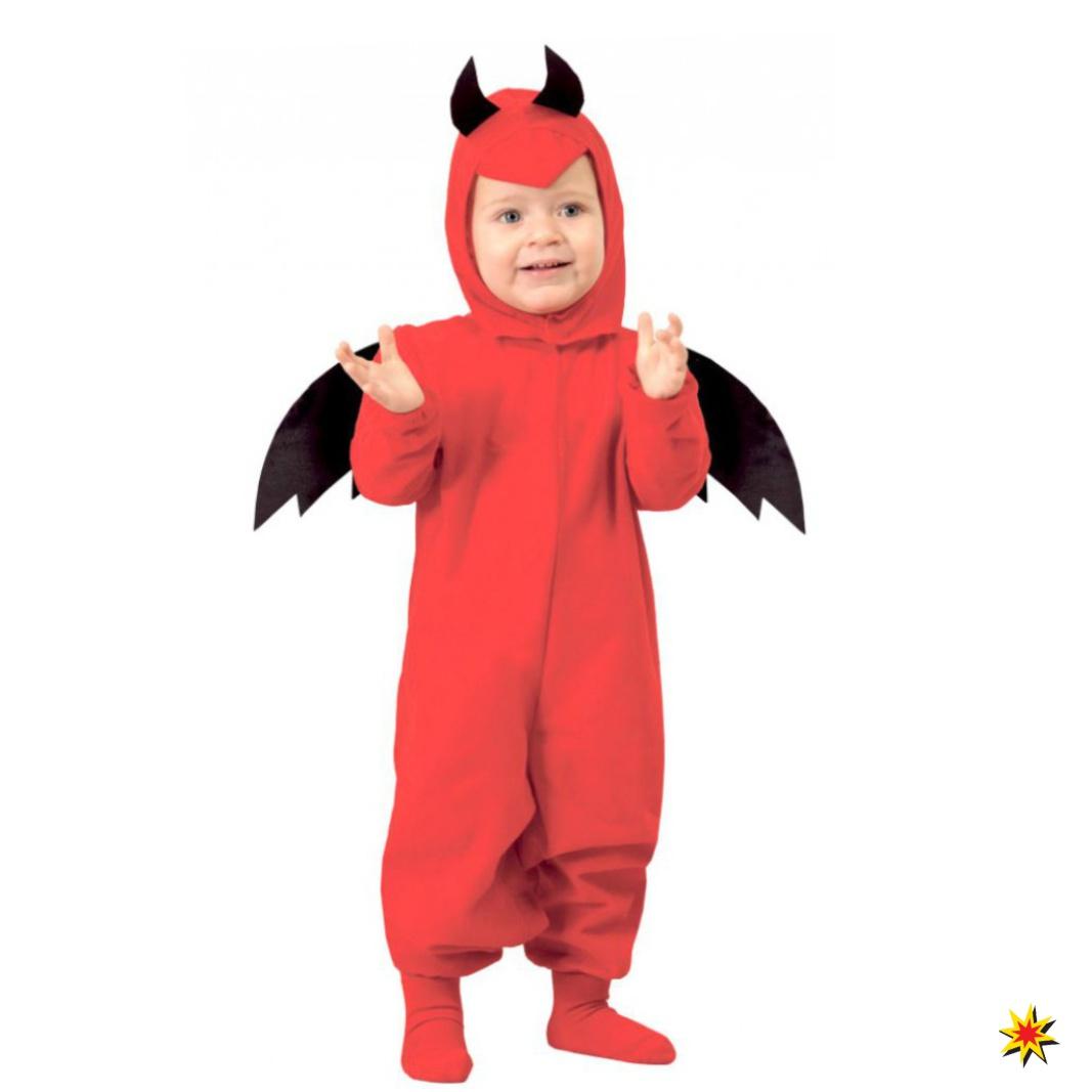 baby halloween kostüm teufel eik größe 80/92