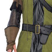 Robin Hood Kostüm Thieves Fasching Jäger Bogenschütze Waldbursche