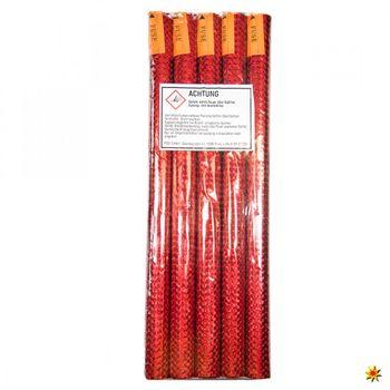 Bengalfackel rot 3,5 Minuten Zylinderflamme