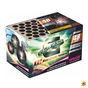 Feuerwerk Batterie G-Force 40 Sek. von Weco