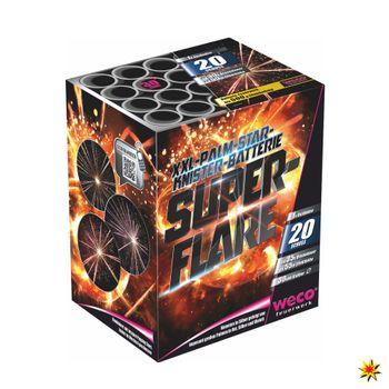Feuerwerk Batterie Superflare 35 Sek. von Weco