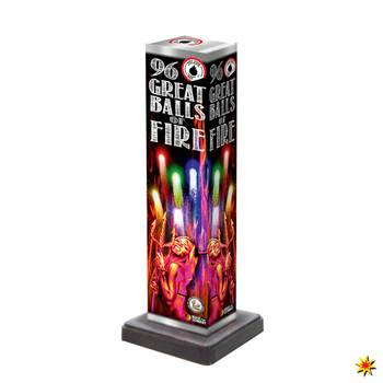 Leuchtfeuerwerk Great Balls of Fire