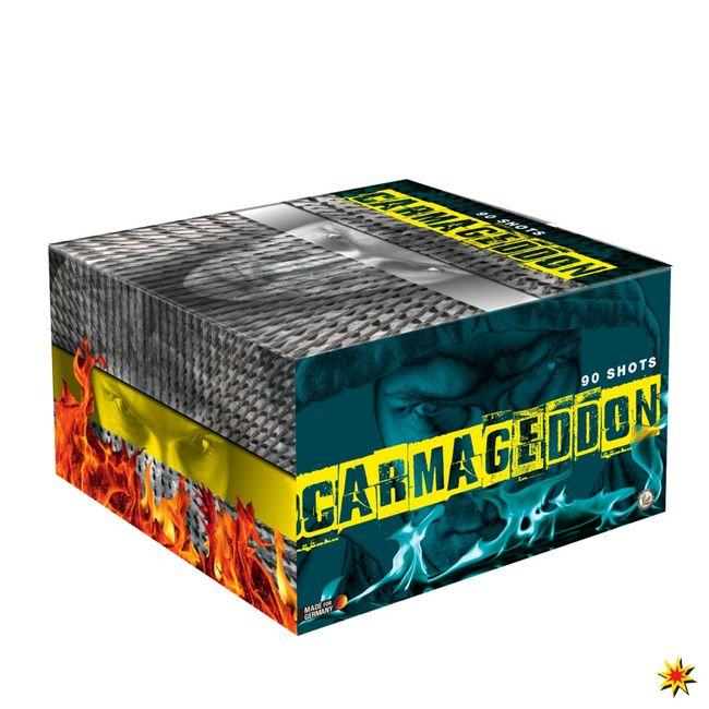 Carmageddon Verbundfeuerwerk von Lesli