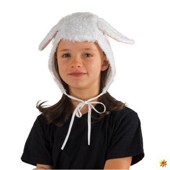 Mütze Schaf für Kinder