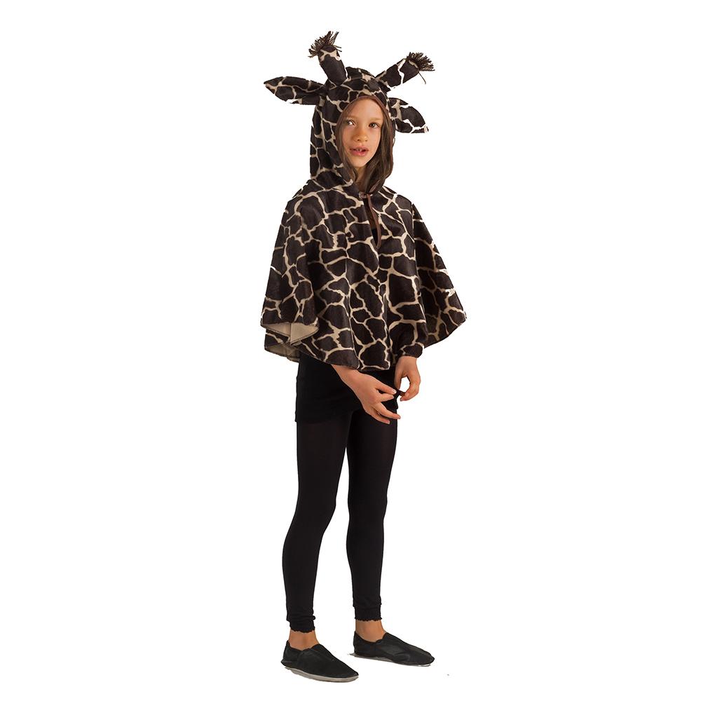 giraffencape für kinder