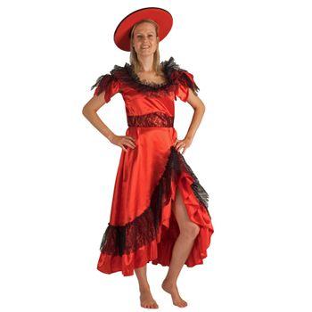 Spanierin Kostüm Mrs. Andalusia