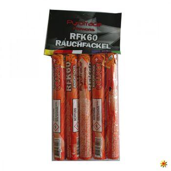 Rauchfackeln Orange 60 Sek.
