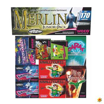 Kinderfeuerwerk Merlin von Weco