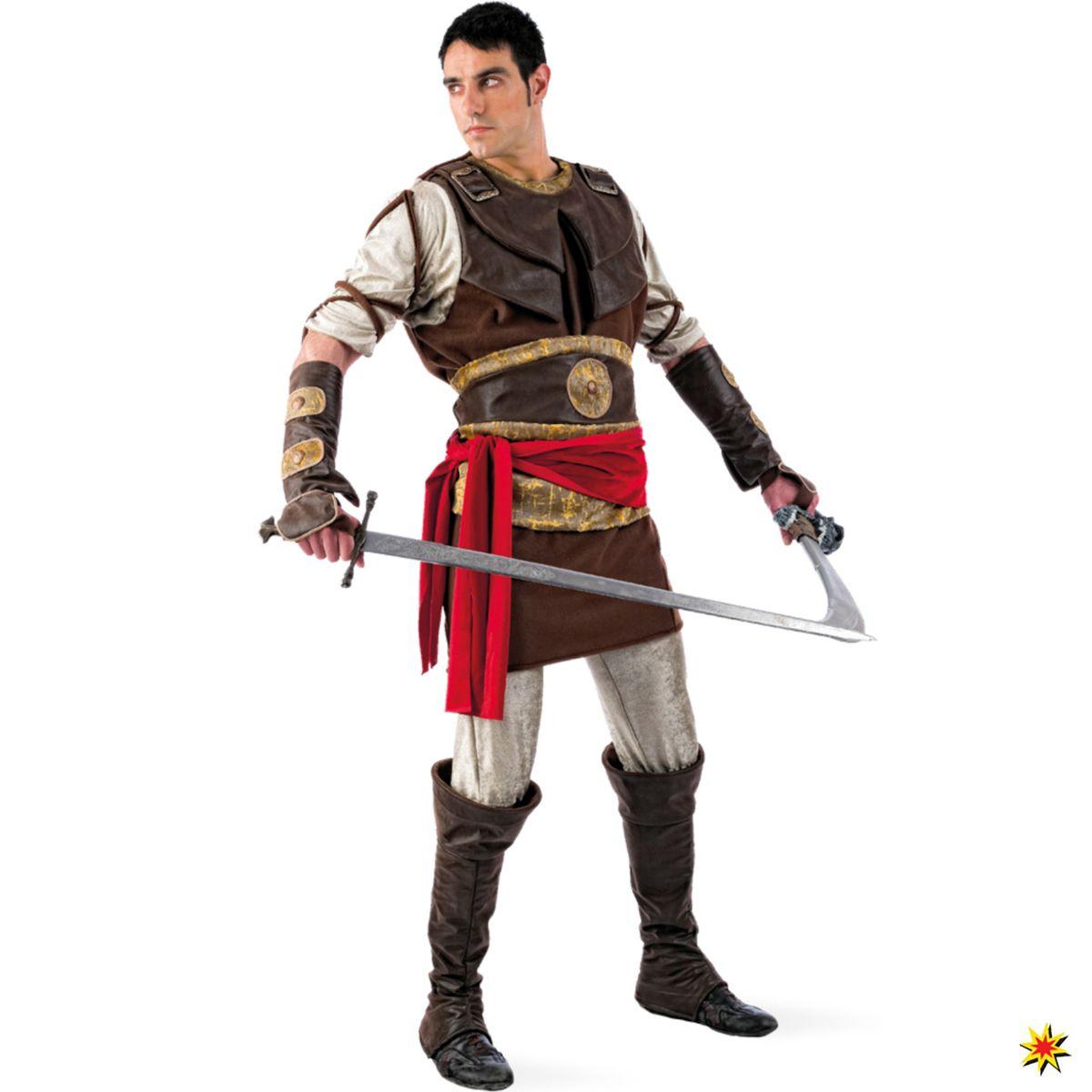 Kostüm Prince of Persia Deluxe Legionär Gladiator Tribun Krieger Filmstar Orient Fasching Karneval Mottoparty