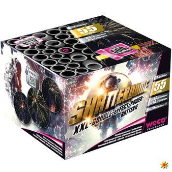 Feuerwerk Batterie Shatterdome 40 Sek. von Weco