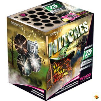 Feuerwerk Batterie Witches 40 Sek. von Weco