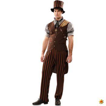 Herren Kostüm Steampunk Xaver
