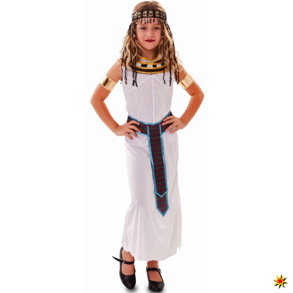 Kinder Kostum Agypterin Amany Grosse 10 12 Jahre