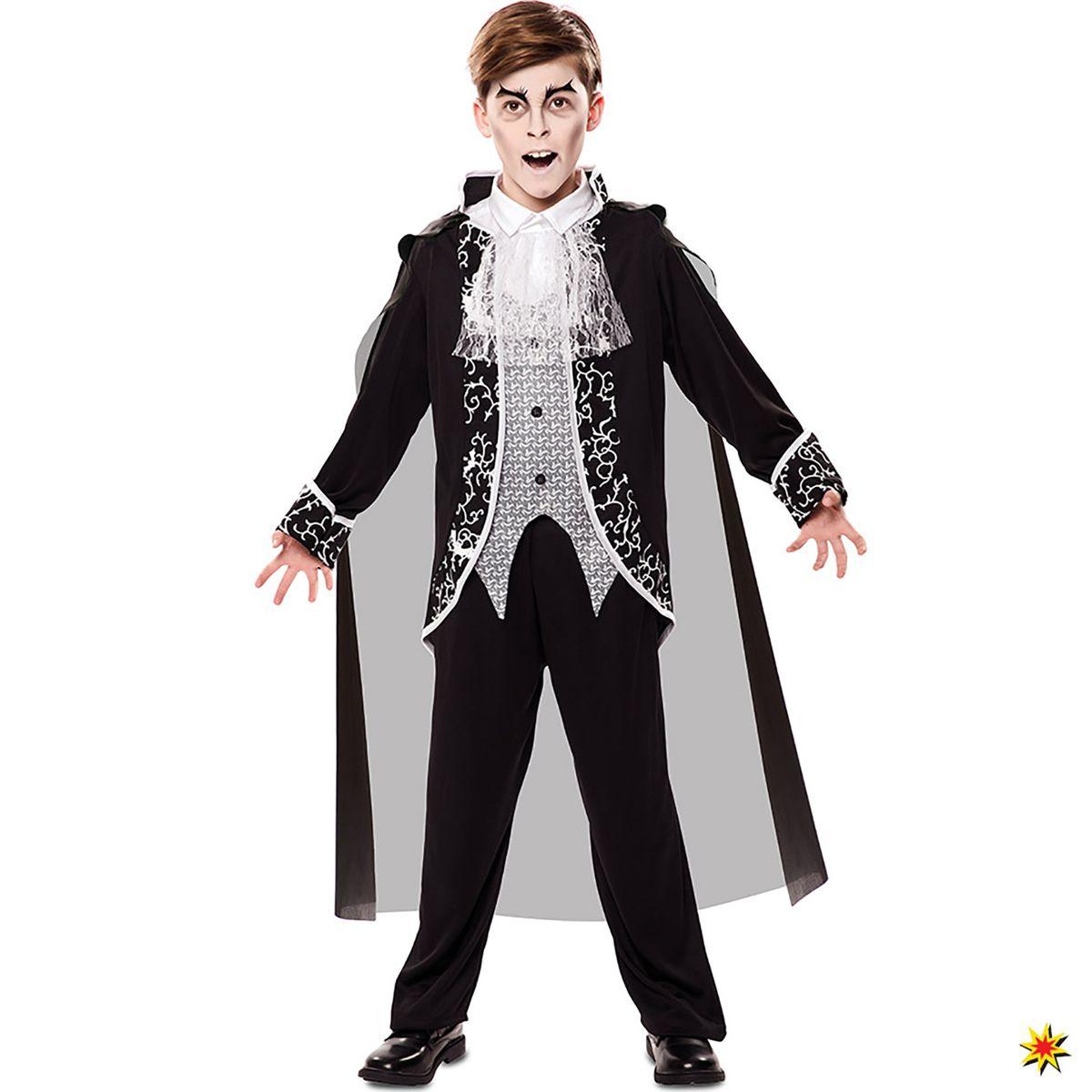 Jungen Kostum Vampir Nathan Grosse M 5 6 Jahre