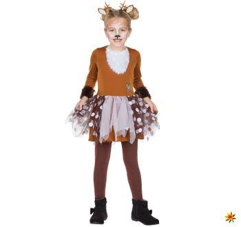 Kinder Kostüm Rehkitz Bambi