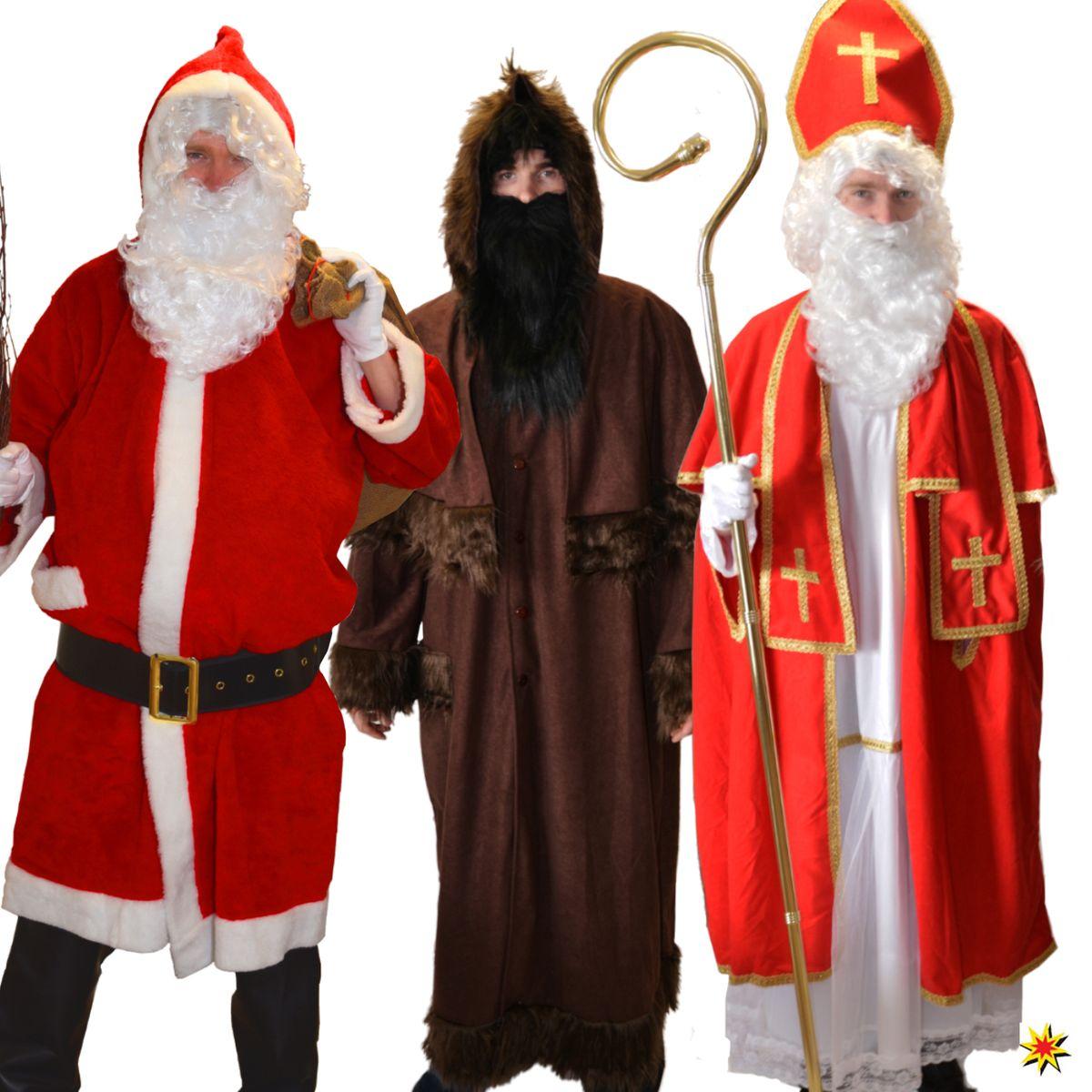 Kostüm Heiliger Nikolaus Deluxe