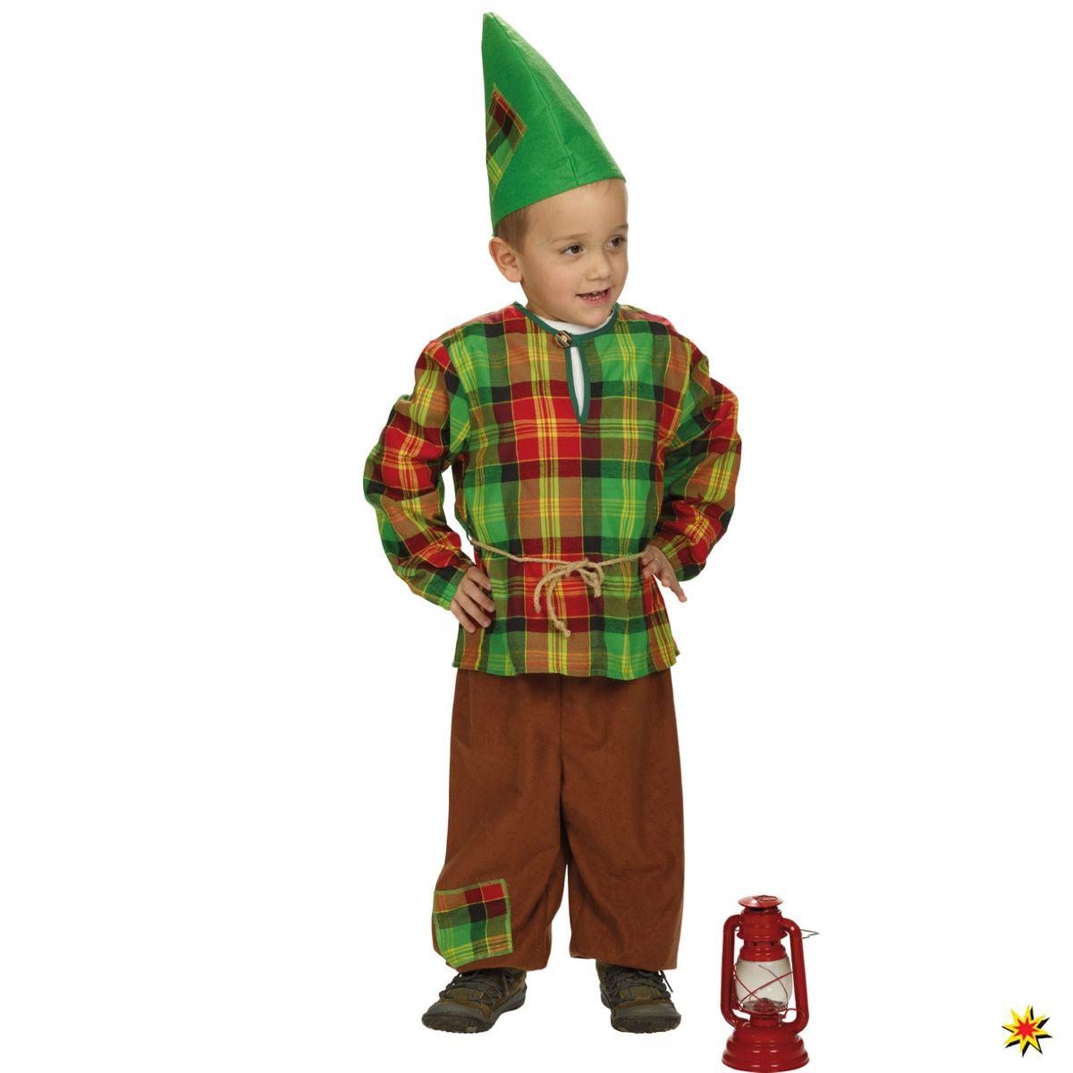 Kinder Kostum Zwerg Seppl Grosse 128