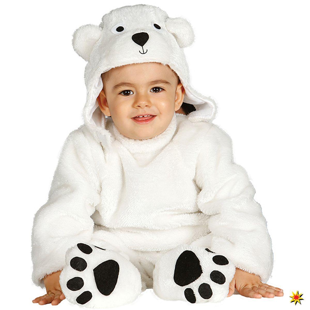 Baby Kostum Kleiner Eisbar Paule Grosse 68 80