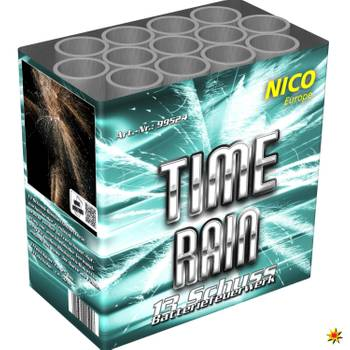 Feuerwerk Batterie Time Rain 20 Sek. von Nico