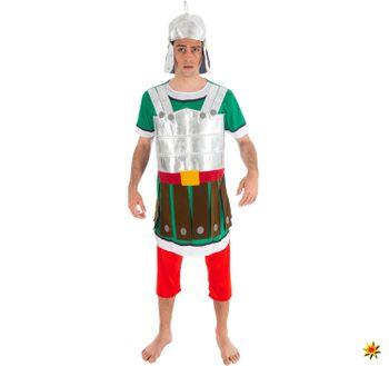 Herren Kostüm Legionär von Asterix & Obelix Original