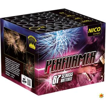 Feuerwerk Batterie Performer 35 Sek. von Nico