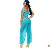 Damen Kostüm Jasmin arabische Prinzessin 1001 Nacht Orient Fasching Karneval Mottoparty