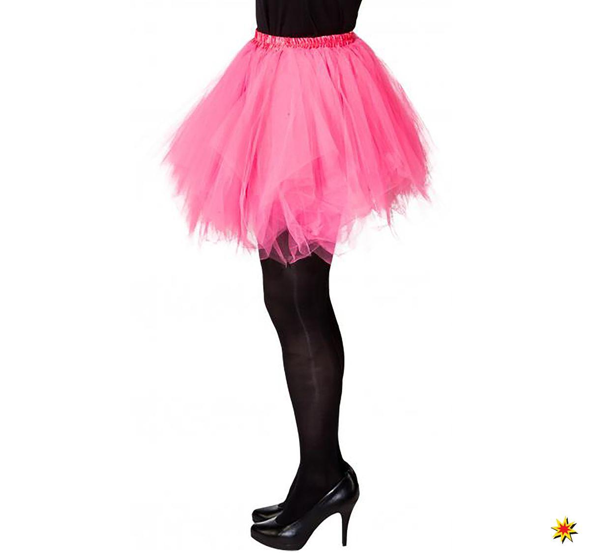 outlet store 0f324 35e92 Damen Kostüm Rock Tutu rosa Flamingo