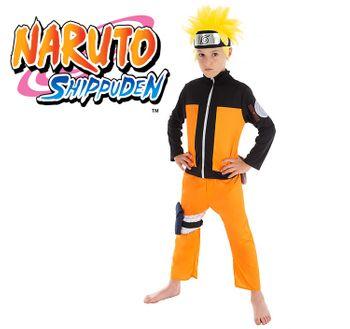 Kinder Kostüm Naruto Shippuden Ninja Anime