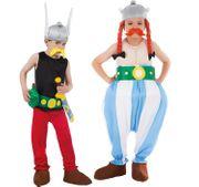 Kinder Kostüm Obelix deluxe Gallier Fasching Karneval Mottoparty Kinderfasching Lizenzkostüm