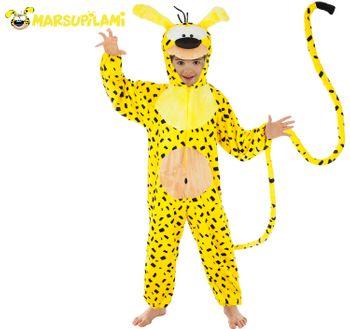 Unisex Kinder Kostüm Marsupilami