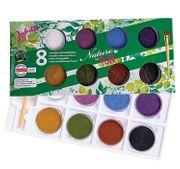 Naturschminke natur Make-Up hautfreundlich 8 Farben