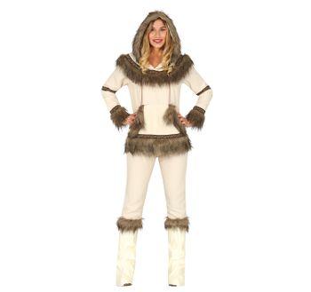 Damen Kostüm Eskimo Marlitt