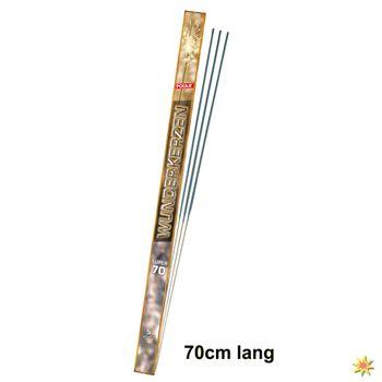 Polar XXL (Super) Wunderkerzen 70cm 25 Stück