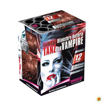 Feuerwerk Batterie Tanz der Vampire 30 Sek. von Weco