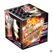 Feuerwerksbatterie Big Helios