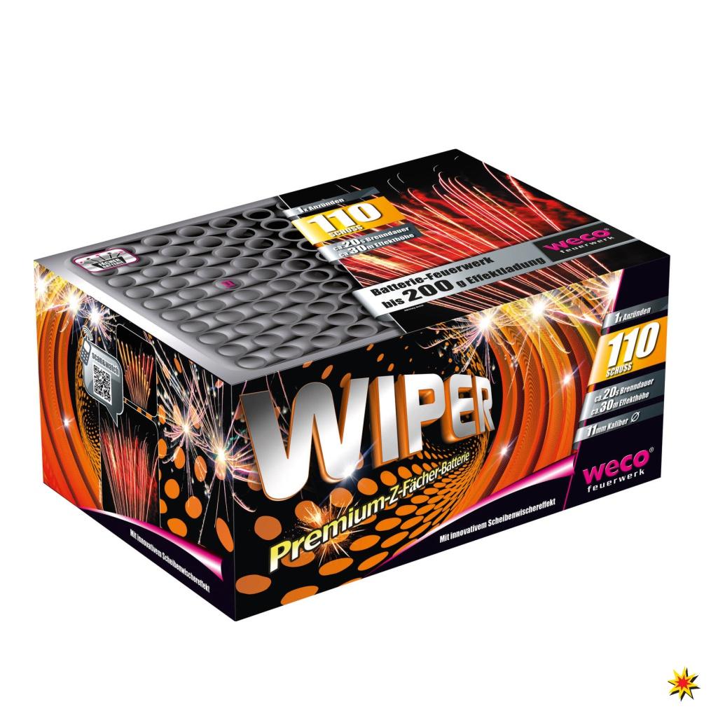 Weco Wiper Feuerwerk Onlineshop Geburtstagsfeuerwerk Hochzeitsfeuerwerk