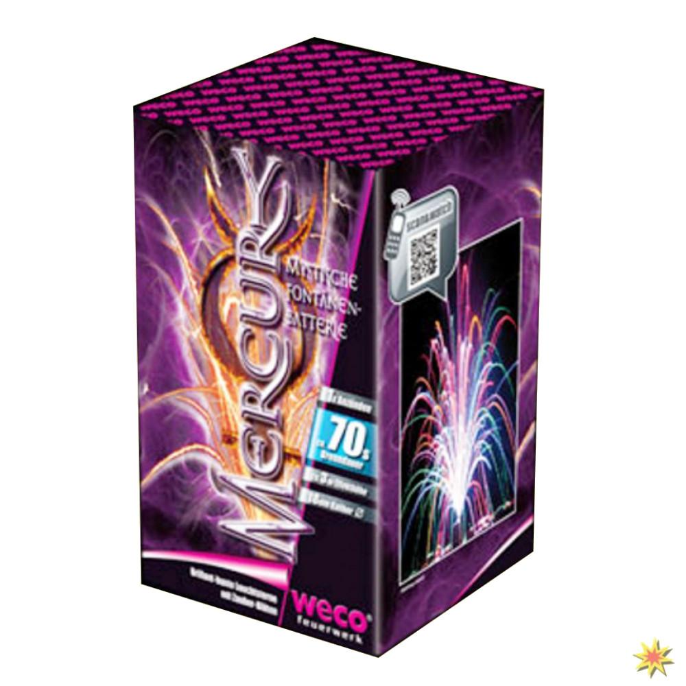 Mercury Leuchtfeuerwerk Weco Feuerwerk kaufen Feuerwerk ohne Knall